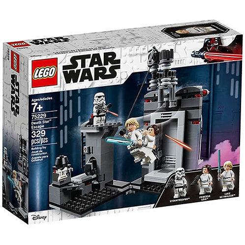 樂高LEGO 電影星際大戰Star Wars系列 Death Star Escape 死星大逃亡 75229