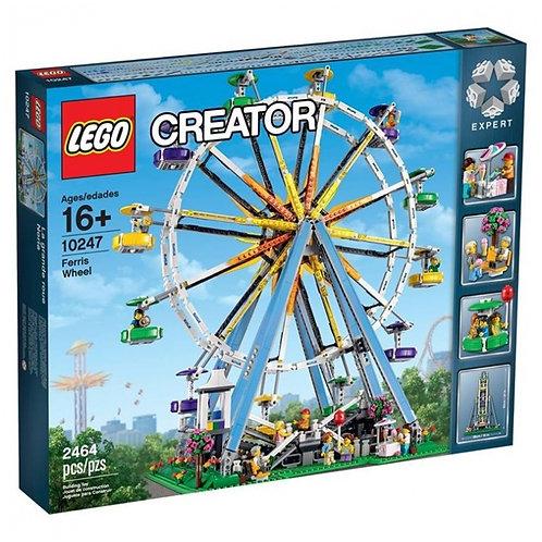 樂高LEGO玩具積木 摩天輪 Ferris Wheel 10247