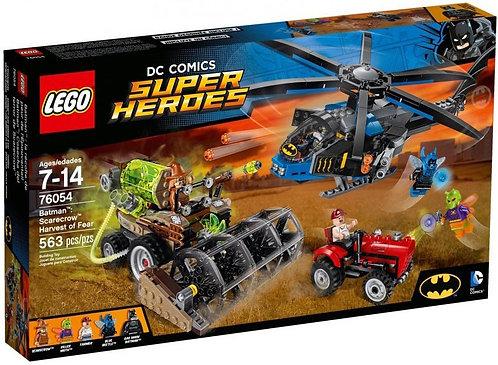 LEGO樂高 超級英雄系列《稻草人的恐懼收割機》76054