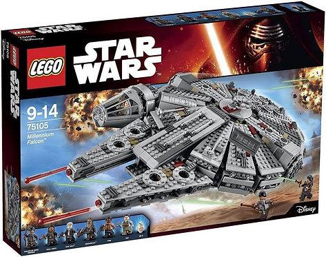 星際大戰系列 千年鷹號 75105