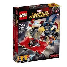 超級英雄系列 鋼鐵人 底特律鋼鐵攻擊 76077
