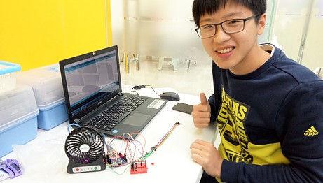 2020暑期夏令營_C++程式語言與Arduino電路創客實作研習營-進階_6-