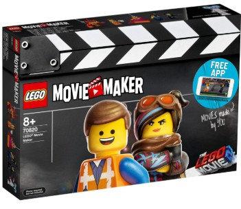 樂高LEGO Movie 2 《樂高玩電影2》系列 - Movie Maker 電影製造商 70820