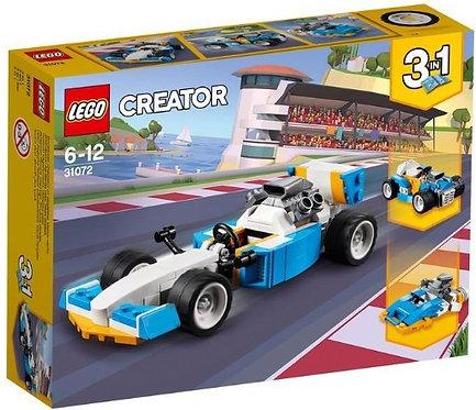 樂高 LEGO 創意大師Creator 系列《極限引擎》變形三合一Extreme Engines 31072