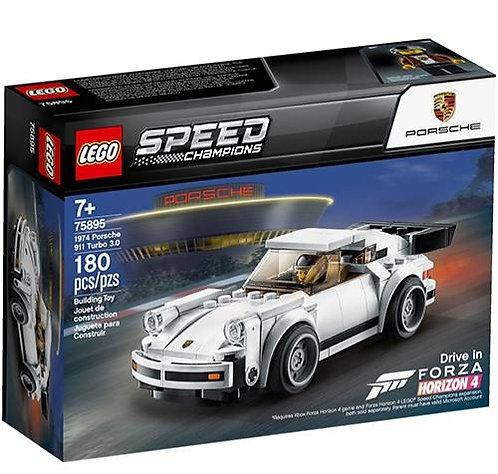 樂高 LEGO 急速賽車SPEED CHAMPIONS系列 《保時捷1974 Porsche 911 Turbo 3.0》 75895