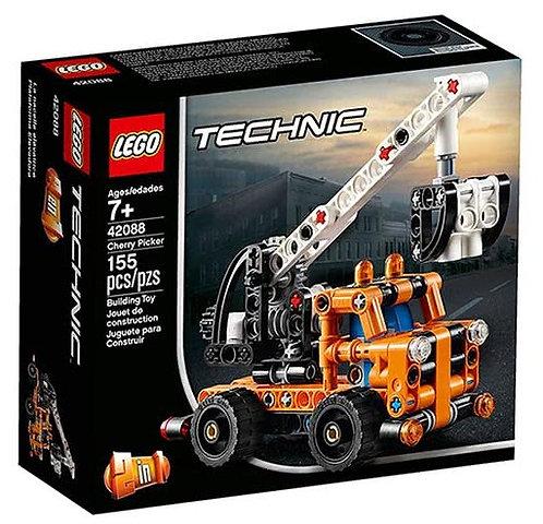 樂高 LEGO Technic 科技系列 《活動起重機》Technic Cherry Picker 42088