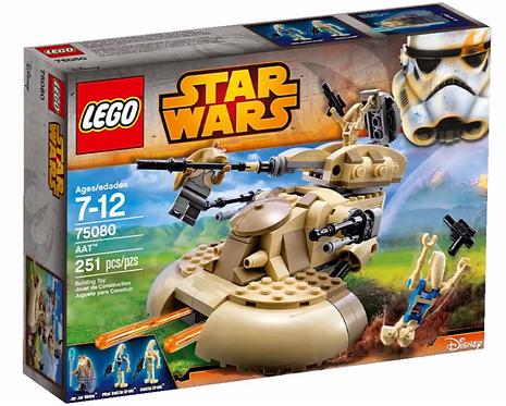 樂高LEGO 電影星際大戰Star Wars系列 AAT裝甲強襲坦克 75080