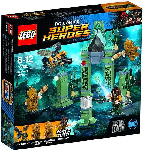 樂高LEGO旋風忍者超級英雄 正義聯盟 Battl e of Atlantis 76085