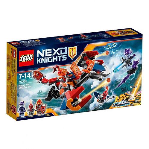 樂高LEGO未來騎士系列 梅西的機器飛龍 70361