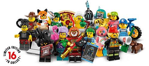樂高 LEGO 第19代限量抽抽樂積木人偶包 71025 LEGO Minifigures Series