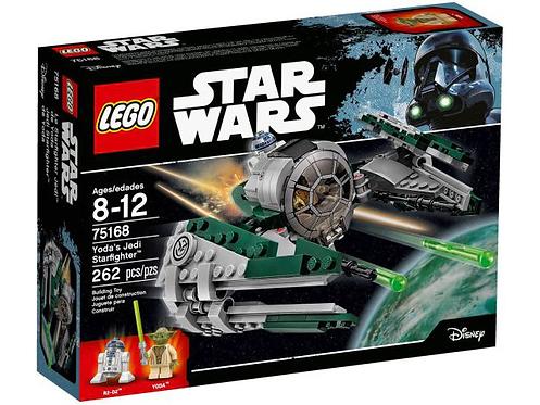 星際大戰系列 尤達 Joda's Jedi Starfighter 75168