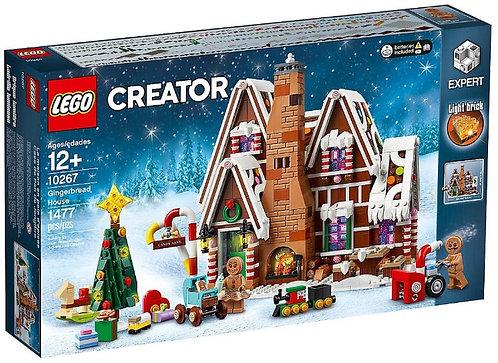 樂高 LEGO Creator系列 《薑餅屋》Gingerbread House 10267