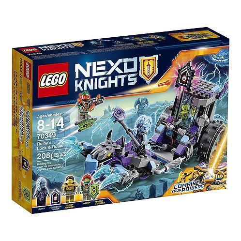 LEGO樂高 未來騎士系列《雷因娜的石獸魔爪運囚車》70349