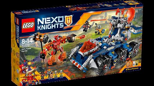 樂高LEGO未來騎士系列 艾克索的塔防戰鬥車 Axl's Tower Carrier 70322