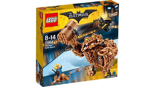 樂高LEGO蝙蝠俠電影系列 泥人猛擊 70904