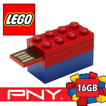 絕版限量 PNY LEGO樂高 積木隨身碟 16GB