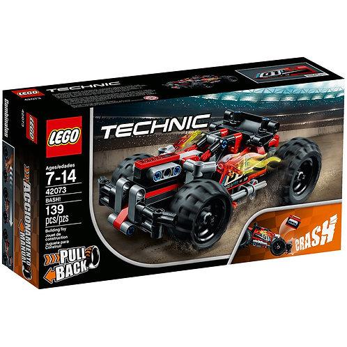 樂高 LEGO TECHNIC 科技系列 (迴力車) 《猛攻! BASH!》42073