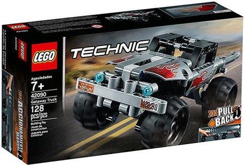 樂高 LEGO Technic 科技系列 Getaway Truck《逃亡卡車 》 42090