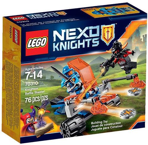 樂高LEGO 未來騎士團系列 騎士王國飛盤發射車 70310