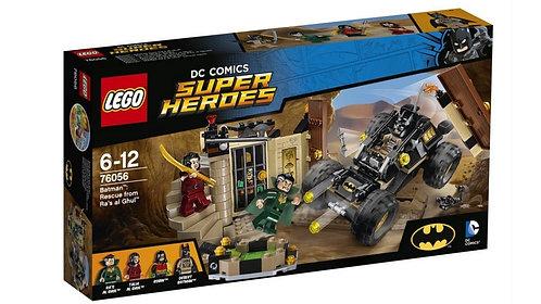 超級英雄系列 蝙蝠俠: 羅賓救援 76056
