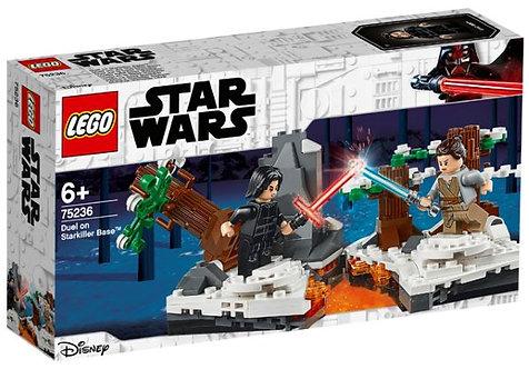 樂高 LEGO 星際大戰電影系列 《星際大戰:抵抗勢力 》Star Wars-Duel on Starkiller Base 75236