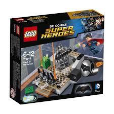 超級英雄系列 蝙蝠俠對超人 正義曙光 英雄之戰 76044