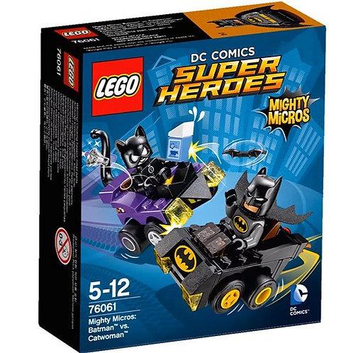 超級英雄系列迷你車 蝙蝠俠vs.貓女 76061