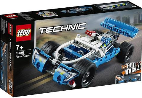 樂高 LEGO Technic 科技系列 《員警追逐車》Police Pursuit 42091
