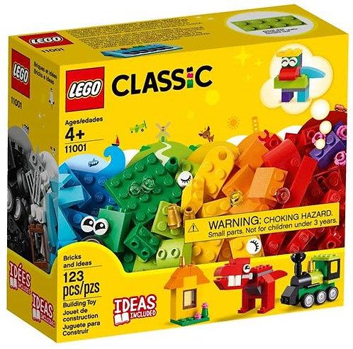 樂高 LEGO Classic 經典基本顆粒系列《創意顆粒套裝》Bricks and Ideas - LEGO Classic 11001