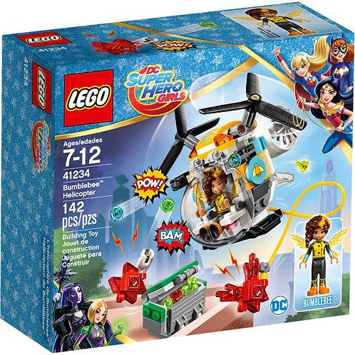 超級女英雄系列 黃蜂女的直升機 41234