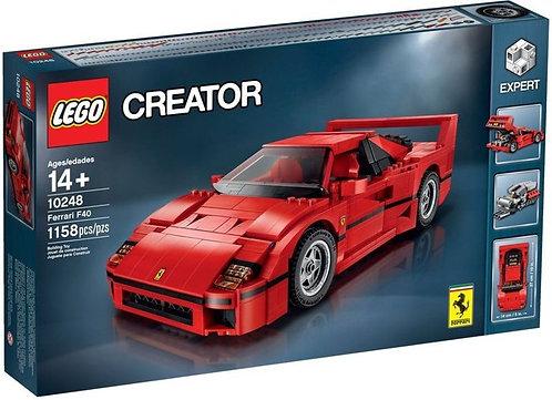 樂高LEGO特別版CREATOR系列  法拉利 Ferrari F40 10248
