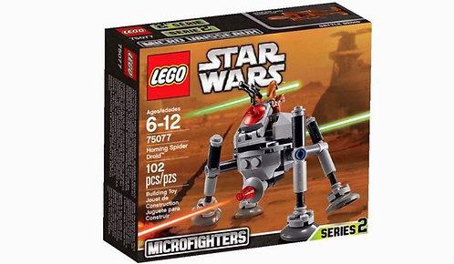 樂高LEGO 星際大戰系列 巡導蜘蛛機器人Homing Spider Droid 75077