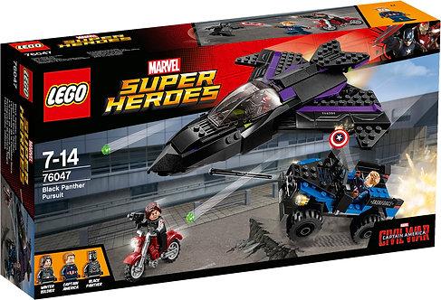 【光點創意】樂高LEGO 超級英雄系列 黑豹追逐戰 76047