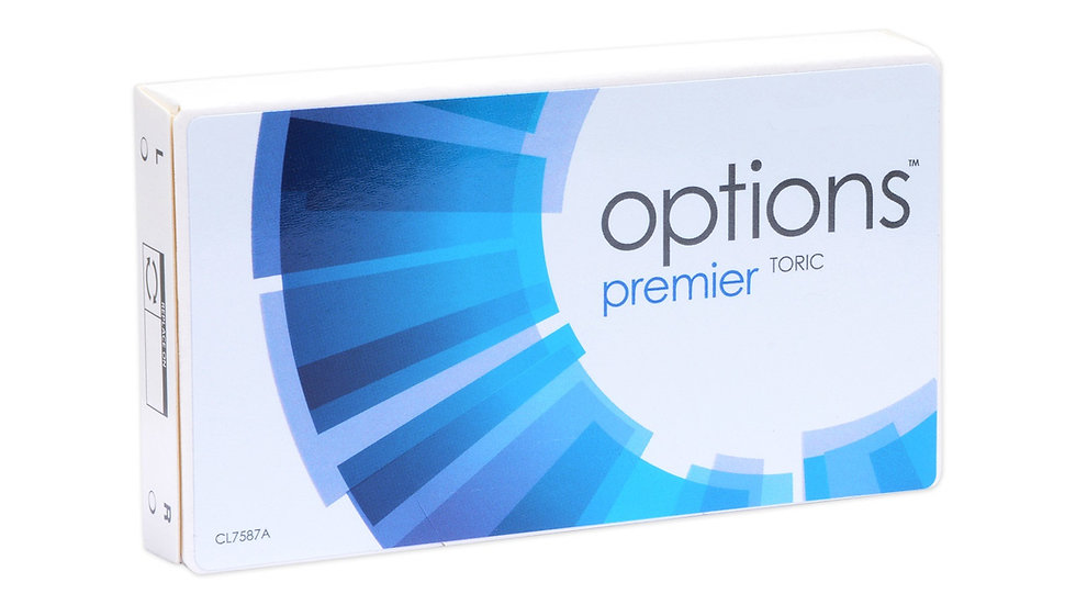 Mensili per Astigmatici OPTIONS PREMIER TORIC