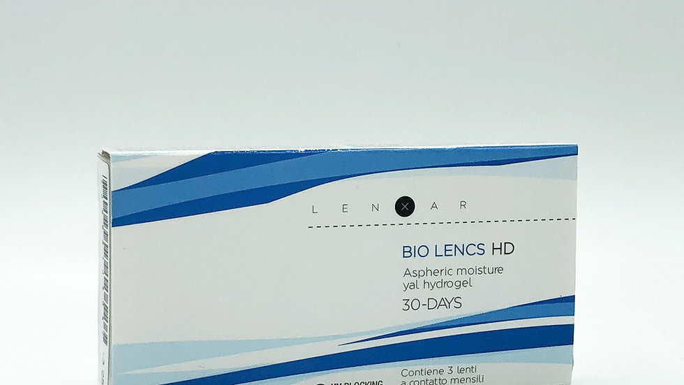 Mensili BIO LENCS HD (Potere oltre Sf -9.50)