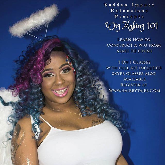 Wig Making 101