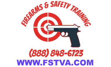 FSTVA Logo Firearm Safety Training