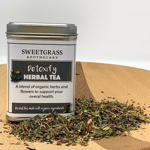 Detoxify Herbal Tea