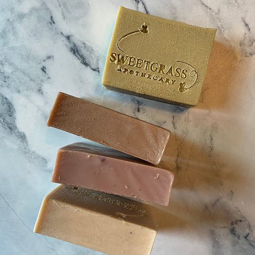 Sage Essential Oil and Shea Butter Soap