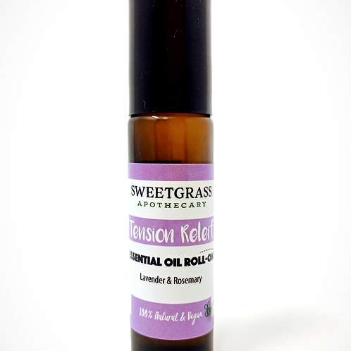 Tension Relief Essential Oil Roll-on