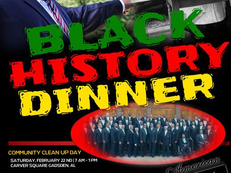 2020 Black History Banquet