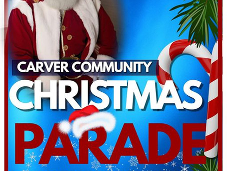 "2019 CARVER TUSCALOOSA AVENUE CHRISTMAS PARADE ""SOUL CHRISTMAS"""