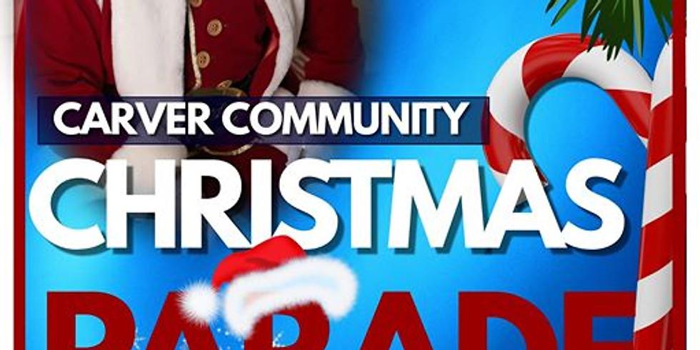 """Carver 2019 Annual Christmas Parade """"Soul Christmas"""""""