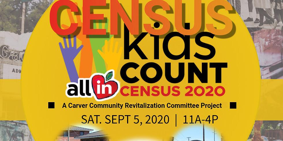 """2020 Census """"Door 2 Door"""""""