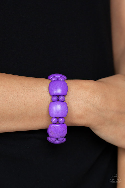 Don't Be So Nomadic Purple (C)