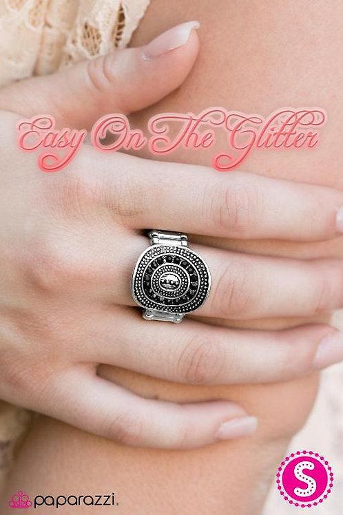 Easy On The Glitter