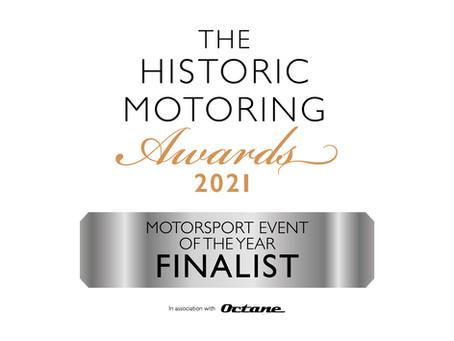 Tour de Corse Historique finaliste des Historic Motoring Awards 2021