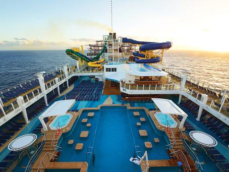 Norwegian Escape Cruise Ship Inspection
