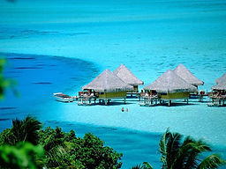 French Polynesia vacation