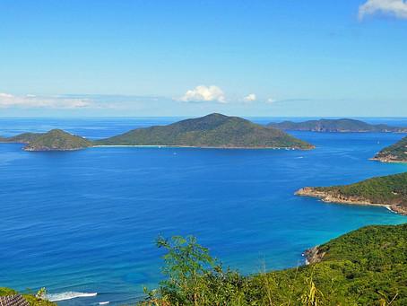 Visiting Tortola, British Virgin Islands